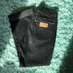 Black Wrangler Jeans 🖤